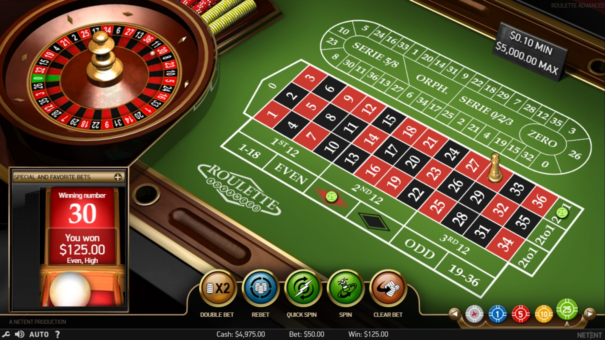 Roulette Tips For Winning at Roulette